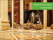 Hotel Hall PowerPoint Templates