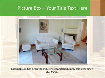 Hotel Hall PowerPoint Template - Slide 16