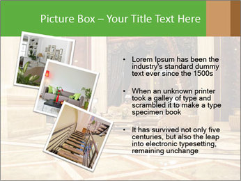 Hotel Hall PowerPoint Template - Slide 17