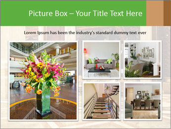 Hotel Hall PowerPoint Template - Slide 19