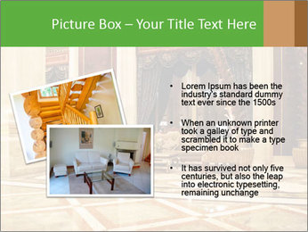 Hotel Hall PowerPoint Template - Slide 20