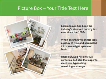 Hotel Hall PowerPoint Template - Slide 23