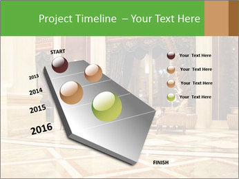 Hotel Hall PowerPoint Template - Slide 26