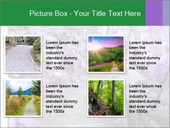 Fantasy Footpath PowerPoint Templates - Slide 14
