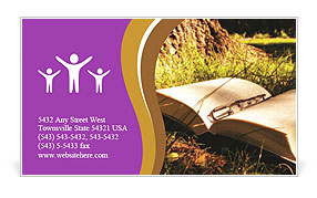 0000089461 Business Card Template