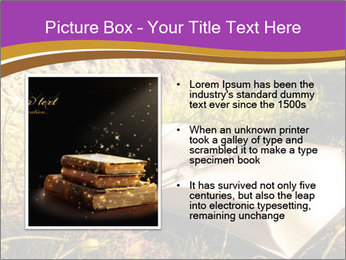 Mystic Book PowerPoint Templates - Slide 13