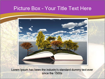 Mystic Book PowerPoint Templates - Slide 15