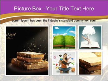 Mystic Book PowerPoint Template - Slide 19