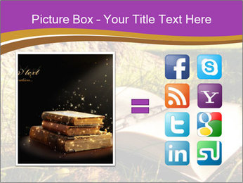 Mystic Book PowerPoint Templates - Slide 21