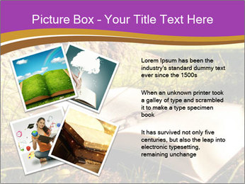 Mystic Book PowerPoint Templates - Slide 23