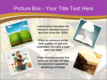 Mystic Book PowerPoint Template - Slide 24