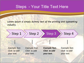 Mystic Book PowerPoint Template - Slide 4