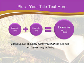 Mystic Book PowerPoint Template - Slide 75