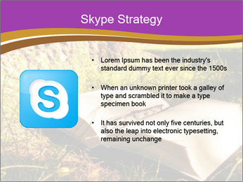 Mystic Book PowerPoint Templates - Slide 8