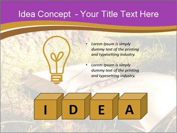 Mystic Book PowerPoint Template - Slide 80