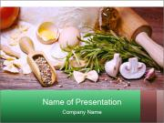 Cooking Preparation PowerPoint Templates