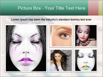 Modern Makeup PowerPoint Templates - Slide 19