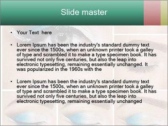 Modern Makeup PowerPoint Templates - Slide 2