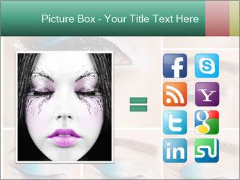 Modern Makeup PowerPoint Templates - Slide 21
