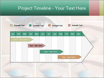 Modern Makeup PowerPoint Templates - Slide 25
