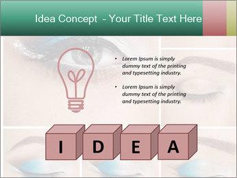 Modern Makeup PowerPoint Templates - Slide 80
