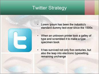 Modern Makeup PowerPoint Templates - Slide 9