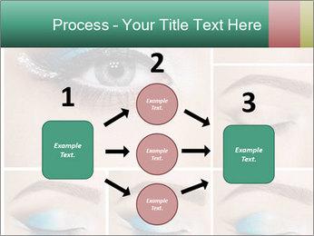 Modern Makeup PowerPoint Templates - Slide 92