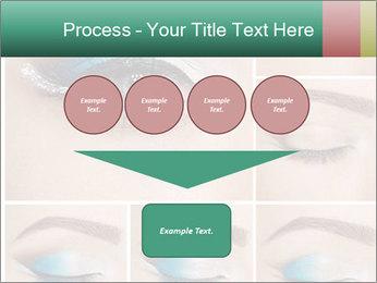Modern Makeup PowerPoint Templates - Slide 93