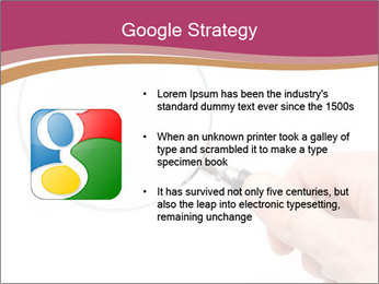Detective With Loupe PowerPoint Templates - Slide 10