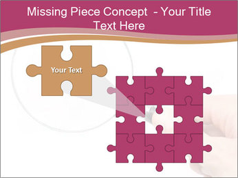 Detective With Loupe PowerPoint Templates - Slide 45