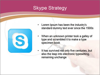Detective With Loupe PowerPoint Templates - Slide 8