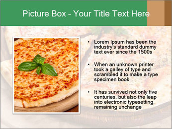 Pizza Time PowerPoint Template - Slide 13
