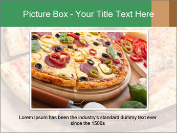 Pizza Time PowerPoint Templates - Slide 16