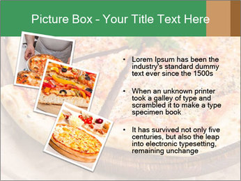 Pizza Time PowerPoint Templates - Slide 17