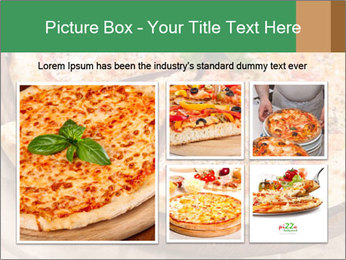 Pizza Time PowerPoint Template - Slide 19