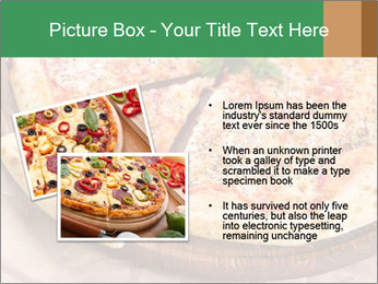Pizza Time PowerPoint Template - Slide 20
