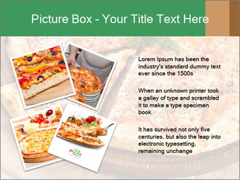 Pizza Time PowerPoint Template - Slide 23