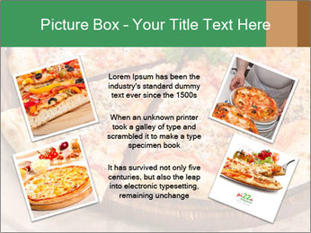 Pizza Time PowerPoint Template - Slide 24