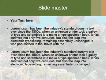 Underwater Life PowerPoint Templates - Slide 2