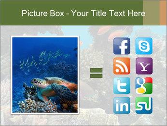 Underwater Life PowerPoint Templates - Slide 21
