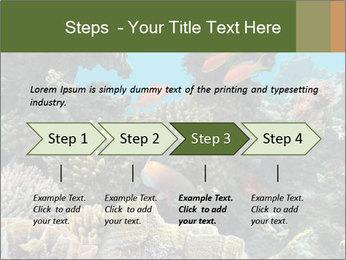 Underwater Life PowerPoint Templates - Slide 4