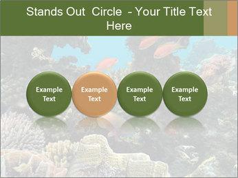 Underwater Life PowerPoint Templates - Slide 76