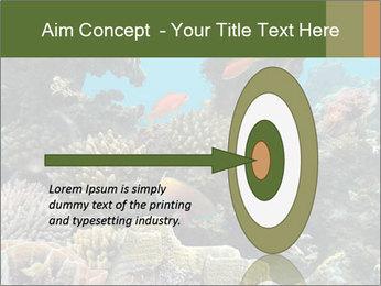 Underwater Life PowerPoint Templates - Slide 83