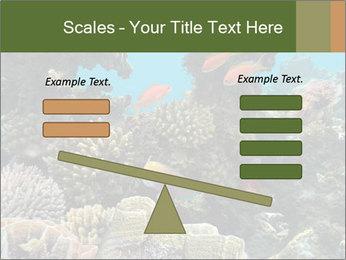 Underwater Life PowerPoint Templates - Slide 89
