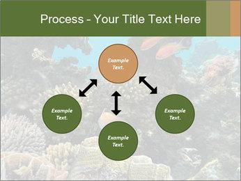 Underwater Life PowerPoint Templates - Slide 91