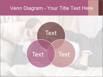 Macho In Bed PowerPoint Template - Slide 33