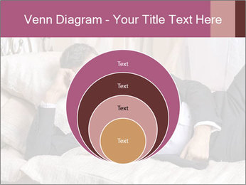 Macho In Bed PowerPoint Template - Slide 34