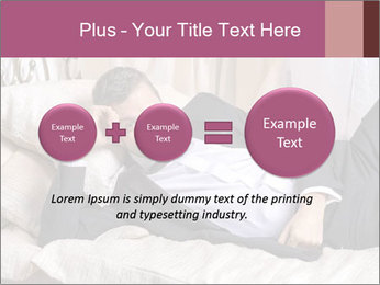 Macho In Bed PowerPoint Template - Slide 75