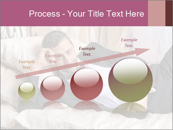 Macho In Bed PowerPoint Template - Slide 87