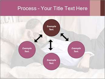 Macho In Bed PowerPoint Template - Slide 91